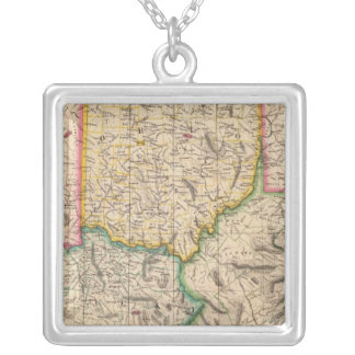 United States, America Sep 50 Silver Plated Necklace