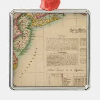 United States, America Sep 51 Christmas Ornament