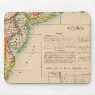 United States, America Sep 51 Mouse Mat