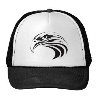 united states america symbol eagle tribal tattoo cap
