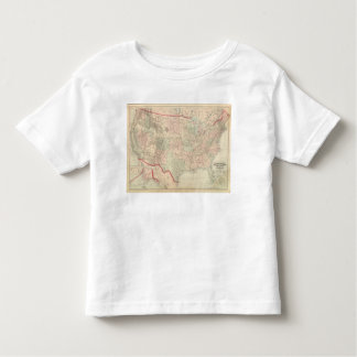 United States and Territories 2 Toddler T-Shirt