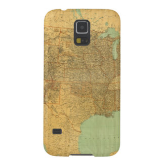 United States and Territories Galaxy S5 Case