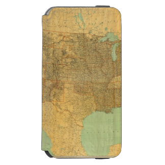 United States and Territories Incipio Watson™ iPhone 6 Wallet Case