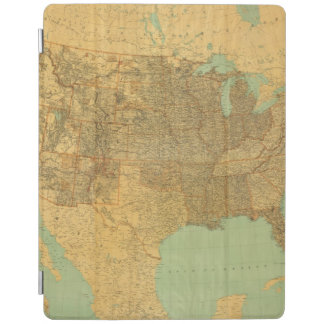 United States and Territories iPad Cover