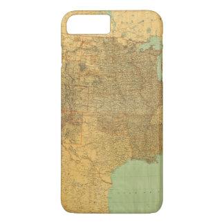 United States and Territories iPhone 8 Plus/7 Plus Case