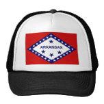 United States Arkansas Flag Cap