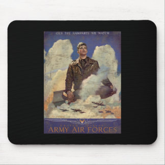 United States Army Air Forces Mousepads