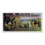 United States Army Print