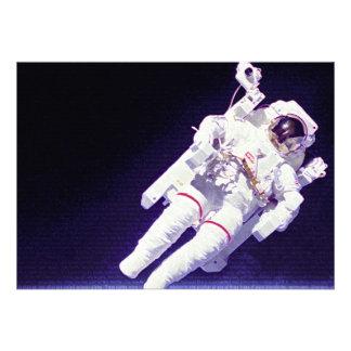 United States Astronaut Invite