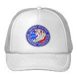 United States Boomerang Association cap