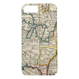 United States, Canada, North America iPhone 8/7 Case