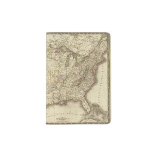 United States, Canada Passport Holder