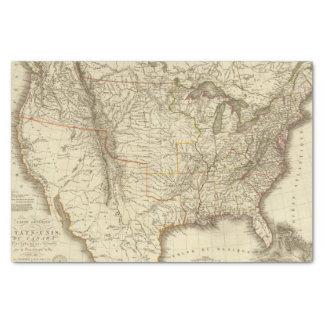 United States, Canada Tissue Paper