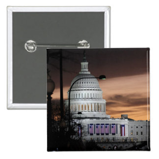 United States Capitol Building at Dusk Pins