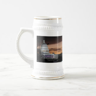 United States Capitol Building at Dusk Coffee Mugs