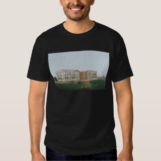United States Capitol Building Being Rebuilt 1814 Shirt