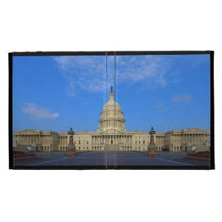 United States Capitol Building East Side iPad Cases