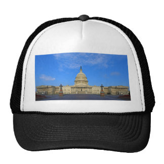 United States Capitol Building East Side Trucker Hats