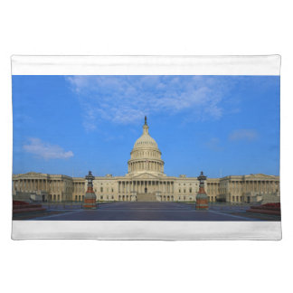 United States Capitol Building East Side Placemats