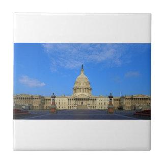 United States Capitol Building East Side Ceramic Tiles