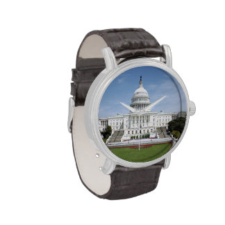 United States Capitol Building Wristwatch