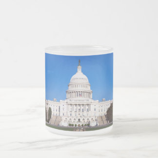 United States Capitol Building - Full View Coffee Mug