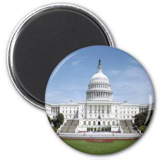 United States Capitol Building Fridge Magnet