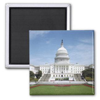 United States Capitol Building Magnet