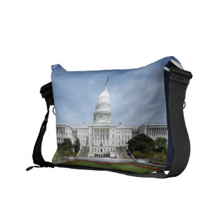 United States Capitol Building Commuter Bags