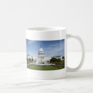 United States Capitol Building Mugs