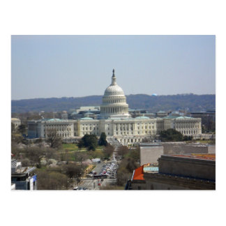 United States Capitol Building Washington DC 001 Postcard