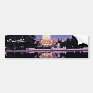 United States Capitol Bumper Stickers