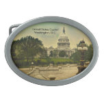 United States Capitol from Library Steps Date 1898