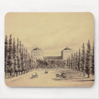 United States Capitol from Pennsylvania Avenue Mouse Mat