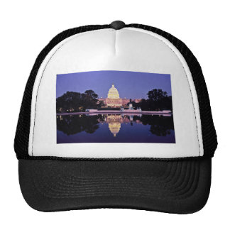 United States Capitol Mesh Hats