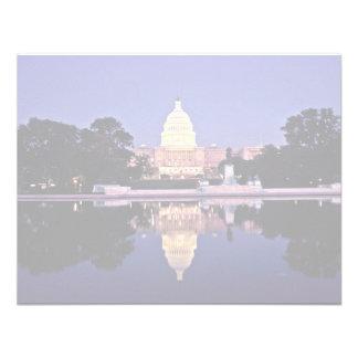 United States Capitol Custom Announcement