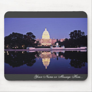 United States Capitol Mouse Pad