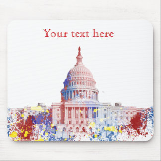 United States Capitol Mousepad