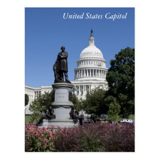 United States Capitol Post Card