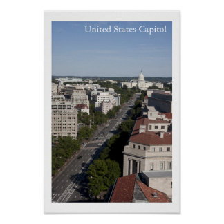 United States Capitol Posters