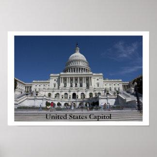 United States Capitol Print