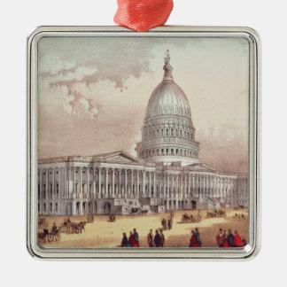 United States Capitol, Washington D.C. Christmas Ornament