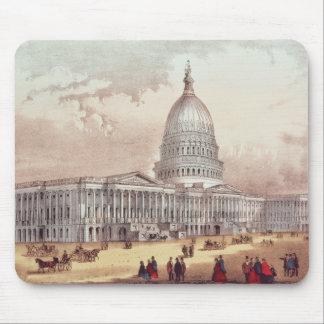 United States Capitol, Washington D.C. Mouse Mat