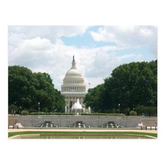 United States Capitol, Washington, D.C. Postcard