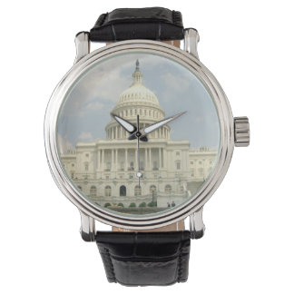 United States Capitol Wrist Watches