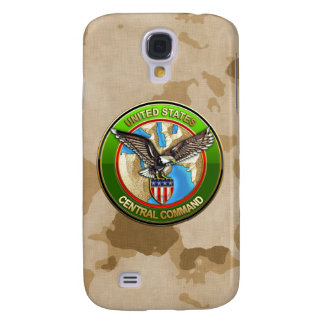 United States Central Command Samsung Galaxy S4 Cases