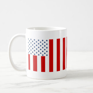 United States Civil Flag Sons of Liberty Variation Coffee Mug