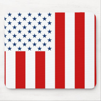 United States Civil Flag Sons of Liberty Variation Mouse Pad