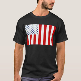 United States Civil Flag Sons of Liberty Variation T-Shirt