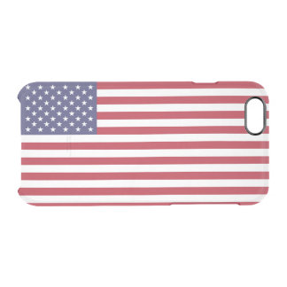 United States Clear iPhone Case